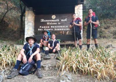 20190728 photo challenge-20190728 photo challenge-Gruppo Bari 1 Cassiopea - Clan Baden - L_accoglienza parte sempre da un Benvenuti